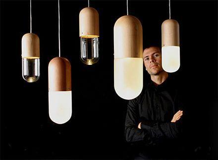 网友推荐创意LED灯具